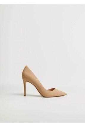 Mango Asimetrik Stiletto Ayakkabı 1