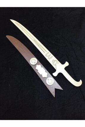OSMANLI AHŞAP EVİ Ahşap&tahta Kınlı Kılıç&pusat 0