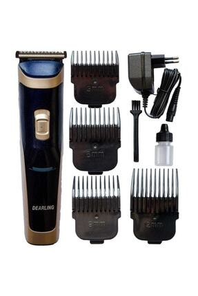 Dearling Profesyonel Şarjlı Saç Sakal Traş Tıraş Makinesi Rf - 650 342298043 0