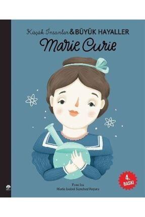 Martı Yayınları Marie Curie Küçük İnsanlar Büyük Hayaller 0