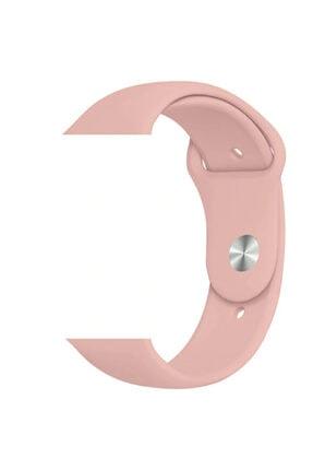 Apple Watch Se Silikon Kordon Yumuşak Ve Pürüzsüz 40mm Klasik 0