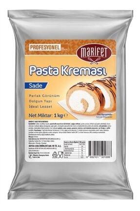 Marifet Sade Pasta Içi Kreması 1 Kg 0