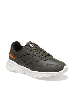 Kinetix Unisex Haki Koşu Ayakkabısı Botan 0