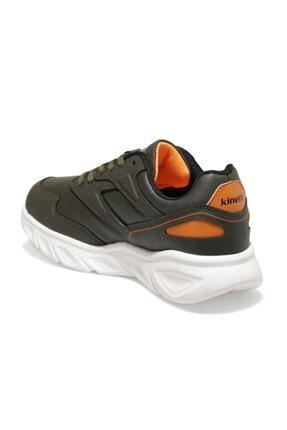Kinetix Unisex Haki Koşu Ayakkabısı Botan 2