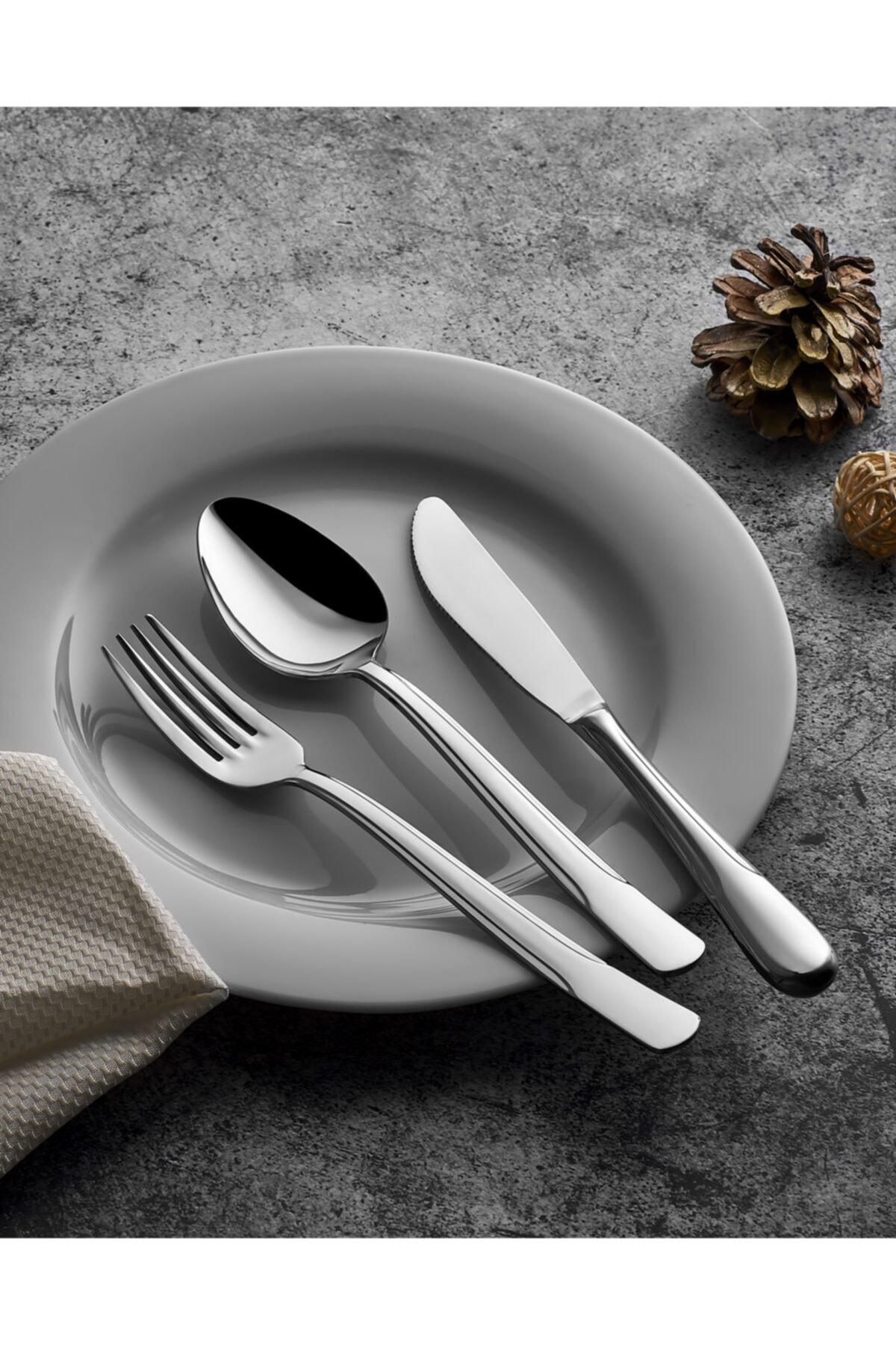 Akdeniz 72 Parça Yemek Takımı