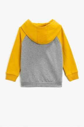Koton Gri Erkek Çocuk Sweatshirt 1