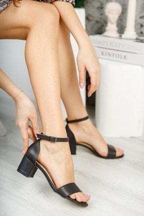 Muggo W709 Kadın Topuklu Ayakkabı 1