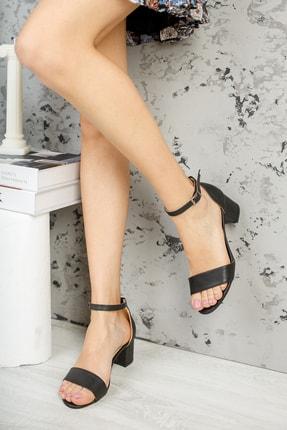 Muggo W709 Kadın Topuklu Ayakkabı 2