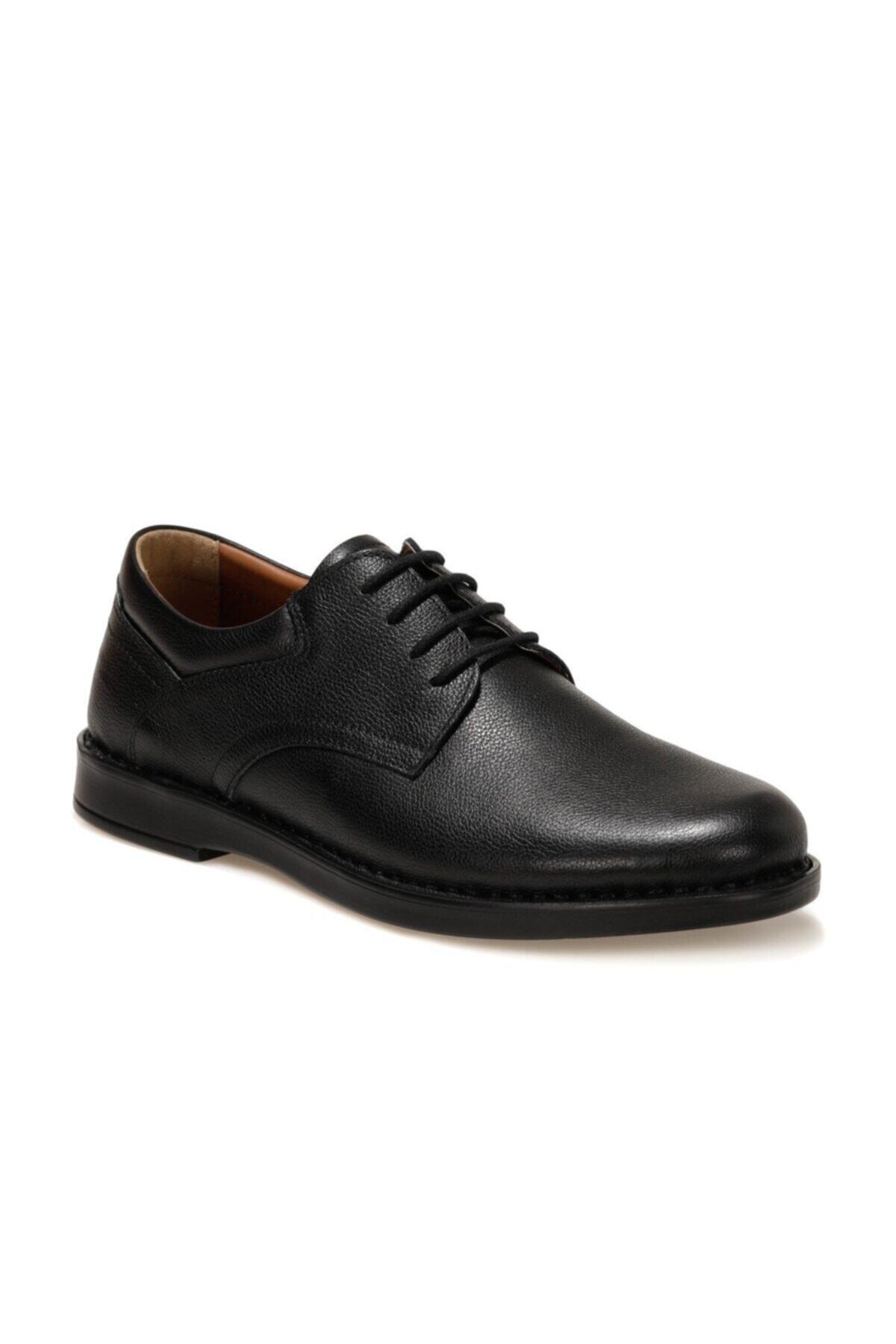 102191.m1fx Siyah Erkek Comfort Ayakkabı