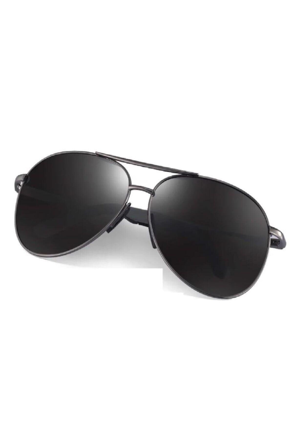 Lina Damla Polarize Erkek Güneş Gözlüğü Gözlük Ln001
