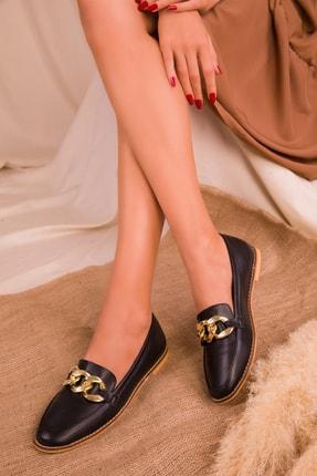 Soho Exclusive Siyah Kadın Casual Ayakkabı 16033 0