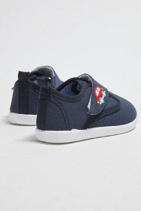 LC Waikiki Erkek Bebek Lacivert Crp Sneaker 4