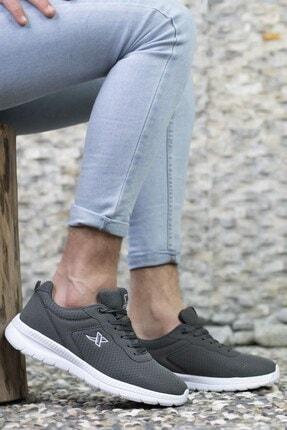 Riccon Füme Beyaz Unisex Sneaker 0012065 2