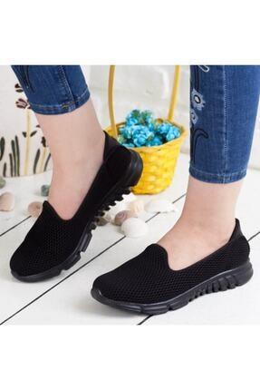DİVAMOD Diva Mod Memory Foam Akıllı Taban Kadın Siyah Ayakkabı 1