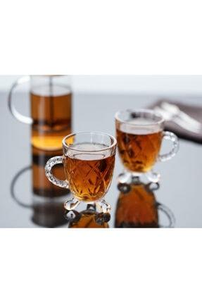 Madame Coco Taylar 4'lü Çay Fincanı 0