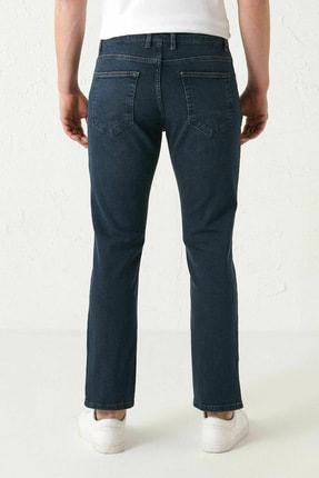 LC Waikiki Erkek Koyu Rodeo Jeans 4