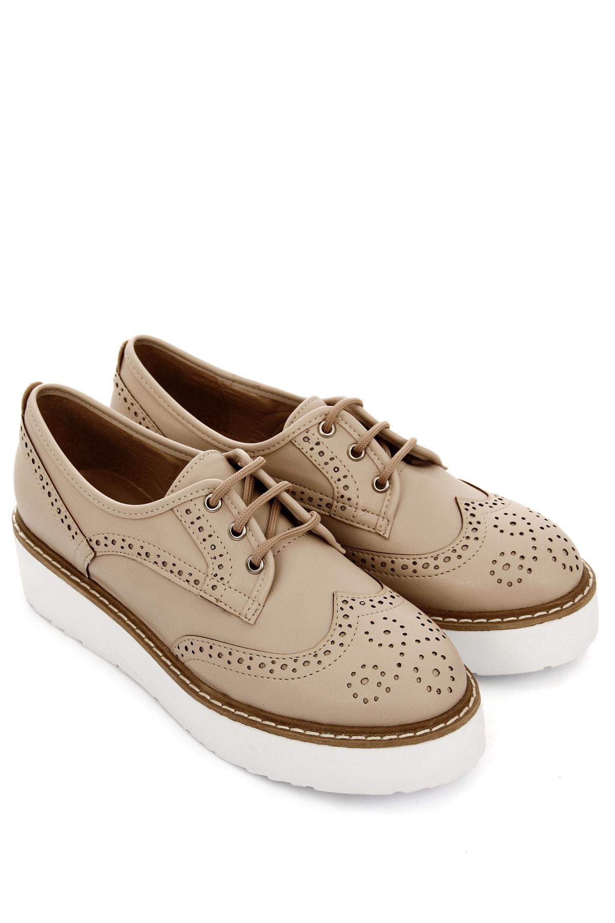 GÖNDERİ(R) Ten Kadın Günlük (Casual) Ayakkabı 38911 0