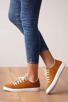 Pembe Potin Kadın Tabasüet Ayakkabı 1