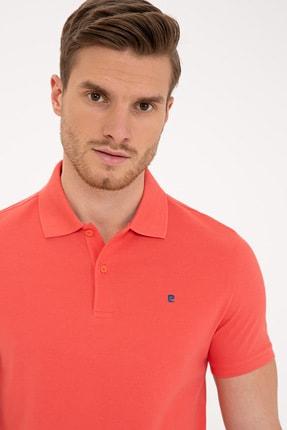 Pierre Cardin Somon Slim Fit Basic Polo Yaka T-Shirt 1