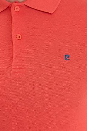 Pierre Cardin Somon Slim Fit Basic Polo Yaka T-Shirt 4