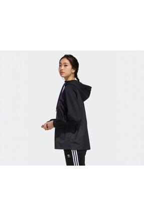 adidas Kadın Günlük Sweatshirts Gn4736 Siyah Cny Hoody 2