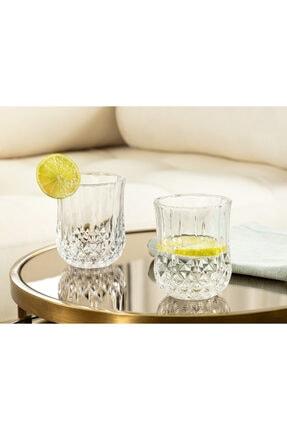 Madame Coco Audrey 4'lü Su Bardağı Seti 190 ml 0