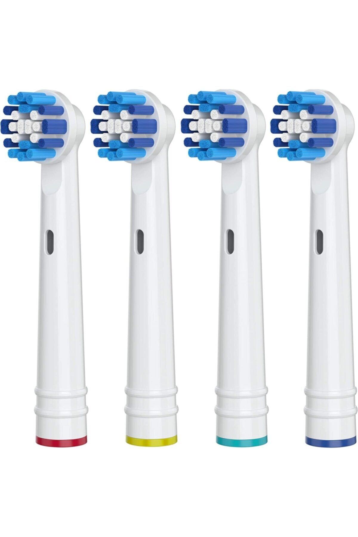 Yedek Diş Fırçası Kafaları