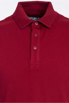 Kiğılı Polo Yaka Slim Fit Tişört 2
