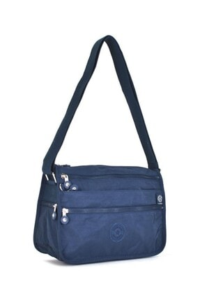 Smart Bags Smb1128-0033 Lacivert Kadın Çapraz Çanta 1