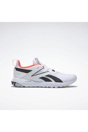 Reebok Erkek Beyaz Mega Flexagon Spor Ayakkabı 0