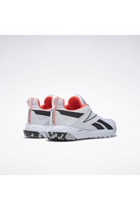 Reebok Erkek Beyaz Mega Flexagon Spor Ayakkabı 3