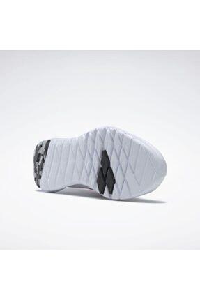 Reebok Erkek Beyaz Mega Flexagon Spor Ayakkabı 4