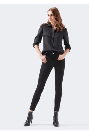 Mavi Kadın Sophie Gold Siyah Jean Pantolon 1070416532 1