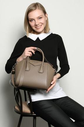 Marie Claire Kadın Kahverengi Omuz Çantası Carmen Mc212101117 0