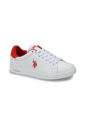 US Polo Assn Steve Summer Beyaz Kadın Sneaker Ayakkabı 100380532 0