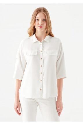 Mavi Beyaz Gömlek 2