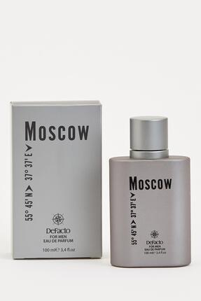 Defacto Erkek Parfüm Moscow 100 ml 1