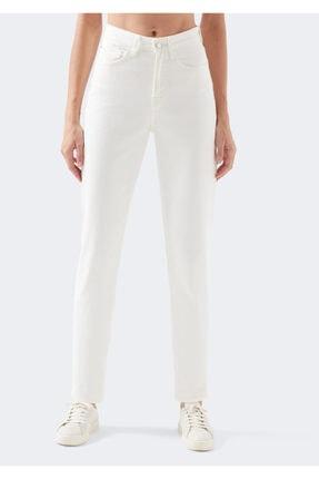 Mavi Star All Blue Beyaz Jean Pantolon 3