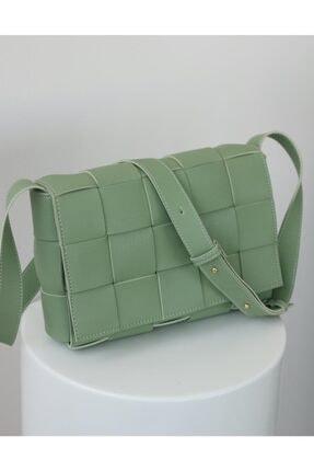 Kadın Mint Yeşili Çanta ceylincanta0060