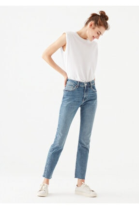 Vıola All Blue Jean Pantolon 101048-32265