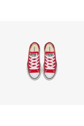 Converse Unisex Çocuk Chuck Taylor All Star Kırmızı Sneaker 3J236C-S 3