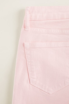 Mango Kadın Lavanta Jeans 43079072 4