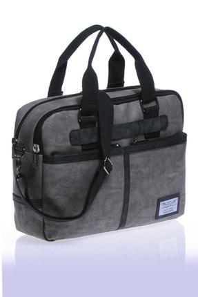 Sword Bag Gri Unisex Laptop & Evrak Çantası 0