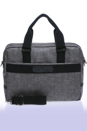 Sword Bag Gri Unisex Laptop & Evrak Çantası 1