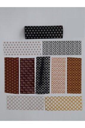 DIAMOND PROFESSIONAL Tırnak Tasarım Folyoları 10x4cm 0