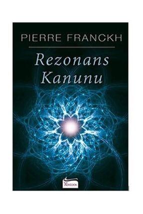 Koridor Yayıncılık Rezonans Kanunu - Pierre Franckh 0
