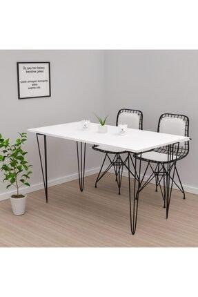 Kenzlife Knsz Yemek Masası Hemdem Byzsyh 075*100*050 Mutfak Ofis Çalışma 0