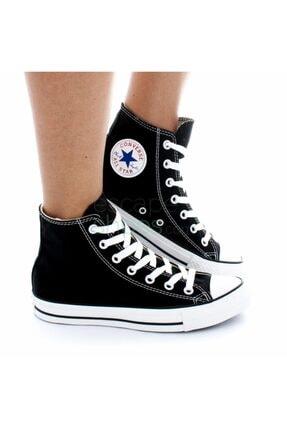Converse Unisex Siyah Boğazlı Sneaker Ayakkabı M9160 V4 4