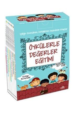 Uğurböceği Yayınları Öykülerle Değerler Eğitimi Seti 10 Kitap Takım 0