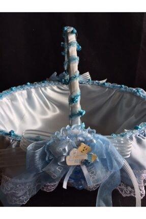 GÜVEN Bebek Şekeri Sepeti Bebek Doğum Sepet Yeni Doğan 2